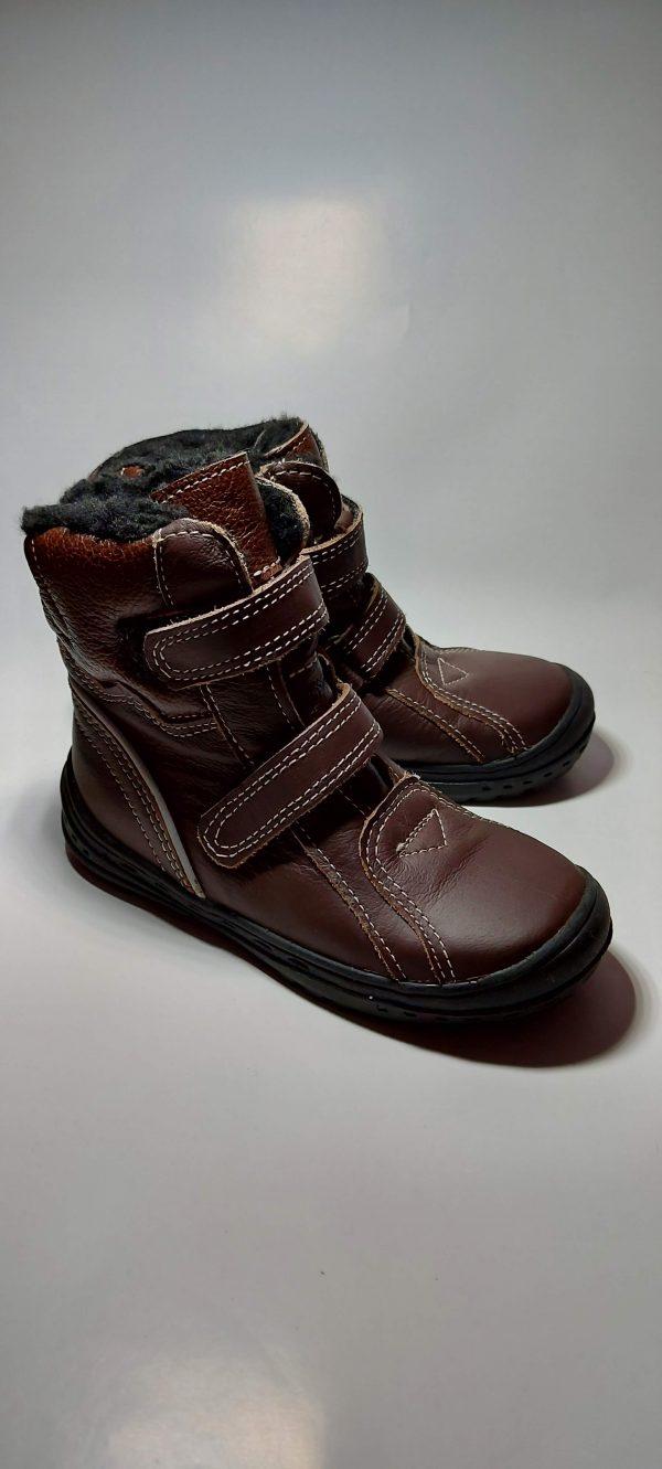 Žieminiai batai su vilna berniukams