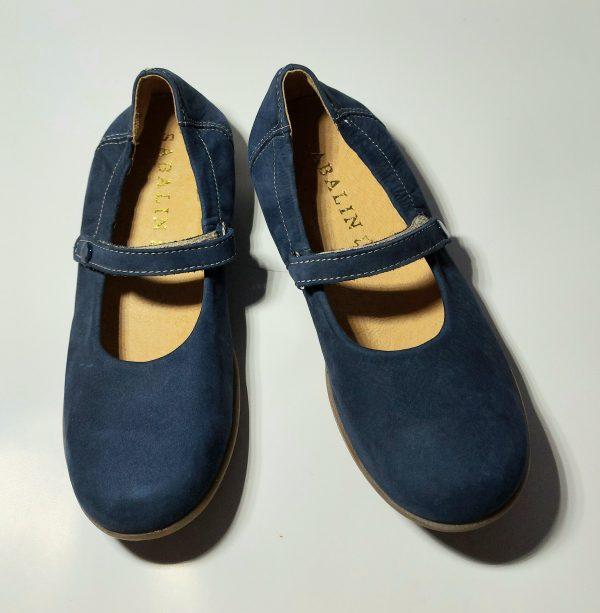 siaurai pėdai